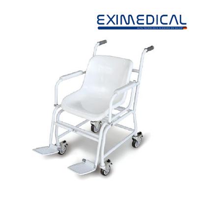 Balanza silla de ruedas