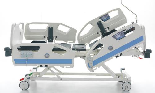 ¿Cómo elegir la mejor cama de hospital?